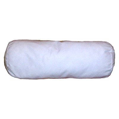 6x18 inch bolster cylindrical pillow insert form