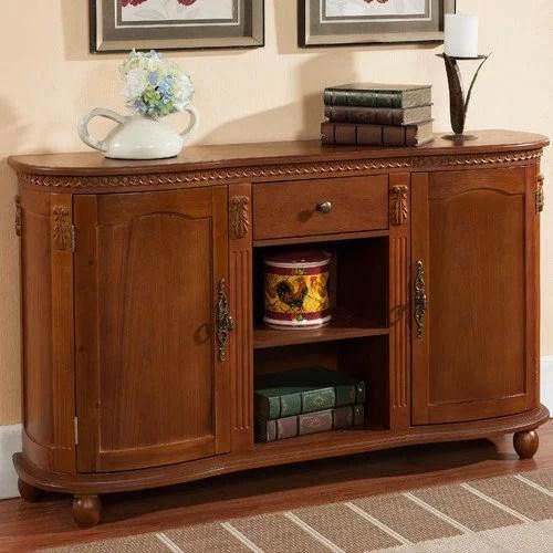 InRoom Designs Console Table  Walmartcom