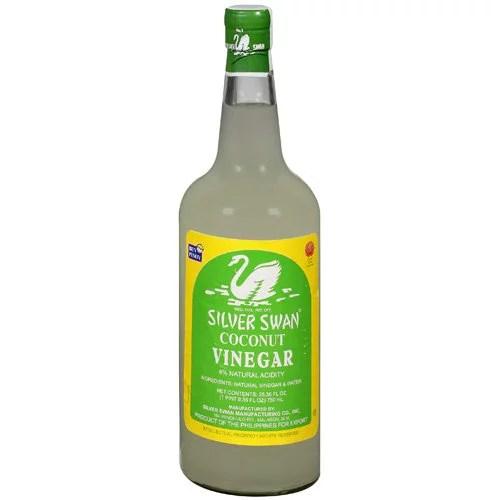 Silver Swan Coconut Vinegar 2536 fl oz Walmartcom
