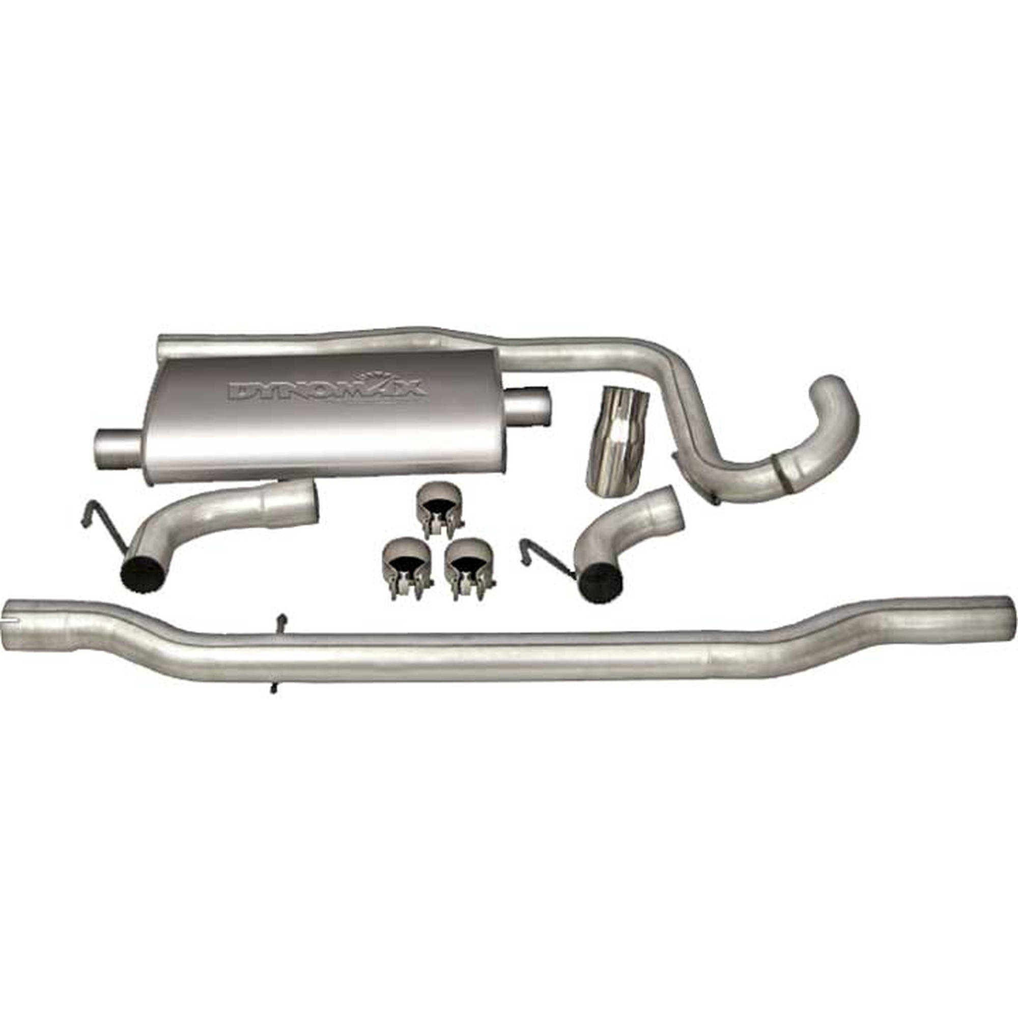 hight resolution of 07 09 caliber r t 07 09 dodge caliber rt jeep compass jeep patriot ss exhaust system replacement auto part easy to install walmart com