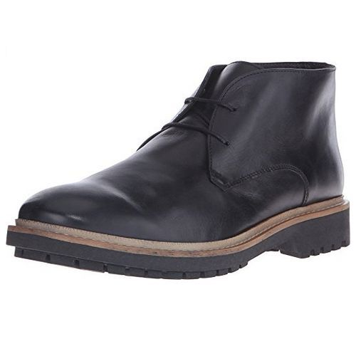 Kenneth Cole New York Men's Good Fella Black Boot, 9 D US.