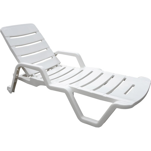 lounge chair walmart rustic leather dining chairs adams chaise white com departments