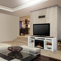 Dimplex Galloway Entertainment Center Electric Fireplace ...
