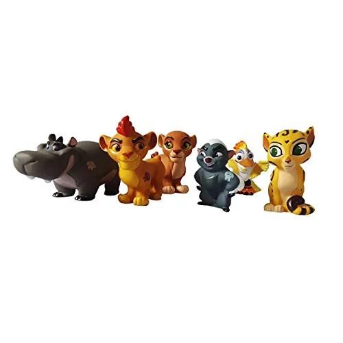 Disney Junior The Lion Guard Disney Junior 6 Piece Bath