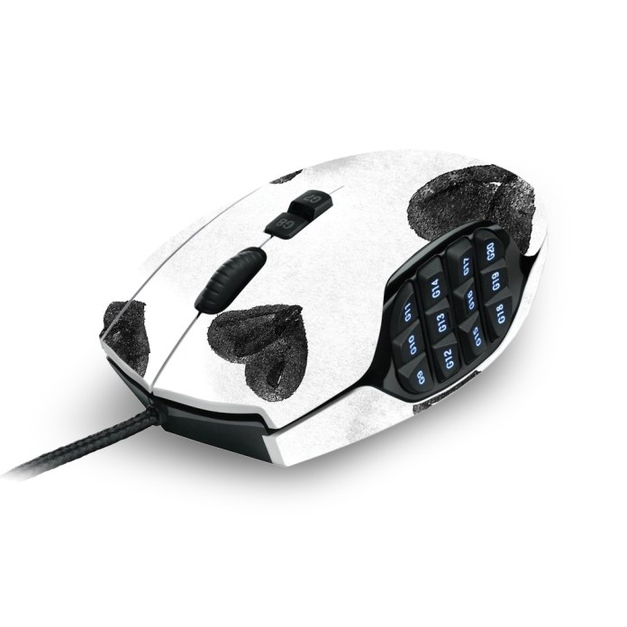Patterns Skin For Logitech G600 Mmo Gaming Mouse Protective Durable And Unique Vinyl Decal Wrap Cover Easy To Apply Remove And Change Styles Made In The Usa Walmart Com Walmart Com