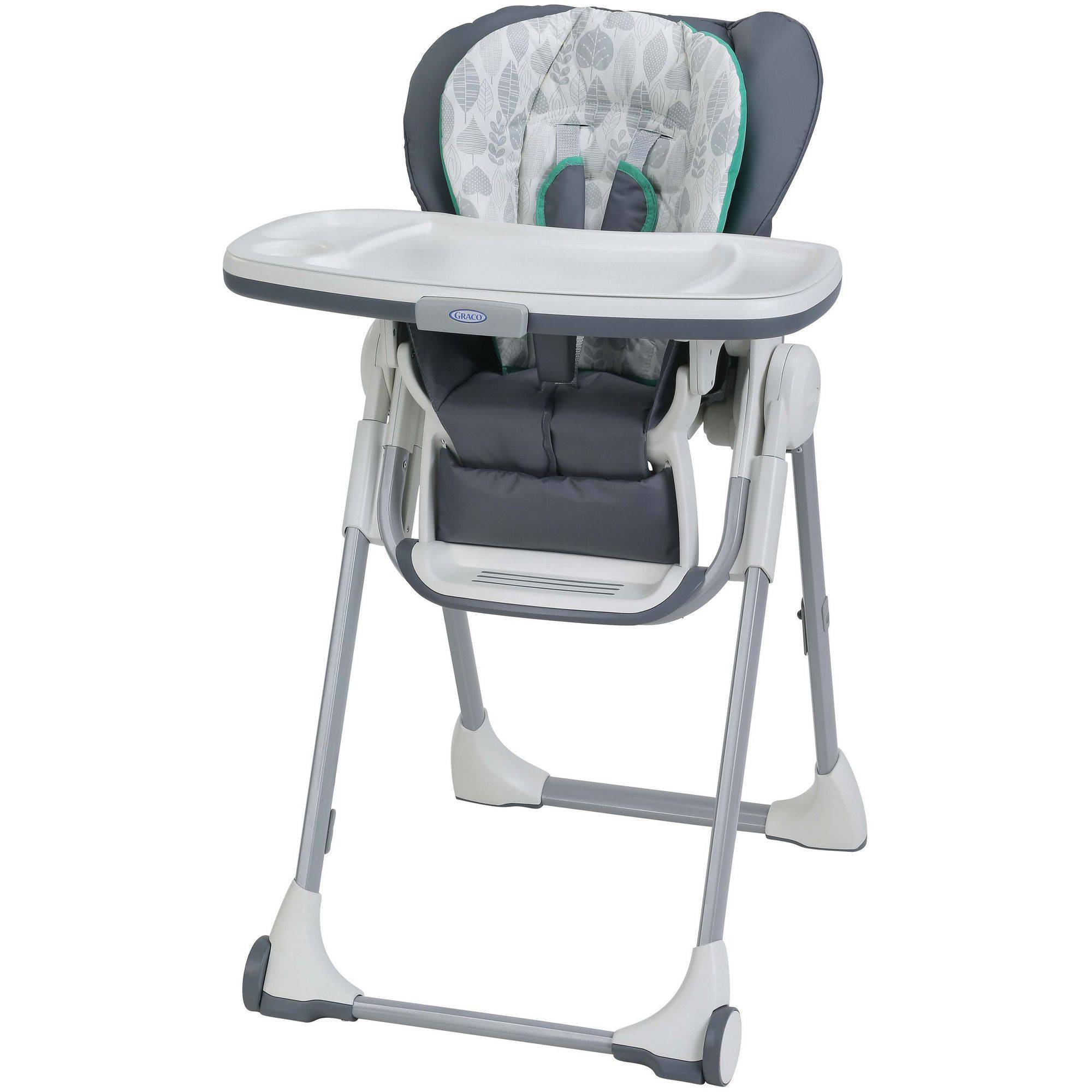 graco duodiner lx high chair wooden glider and ottoman swiftfold briar ebay