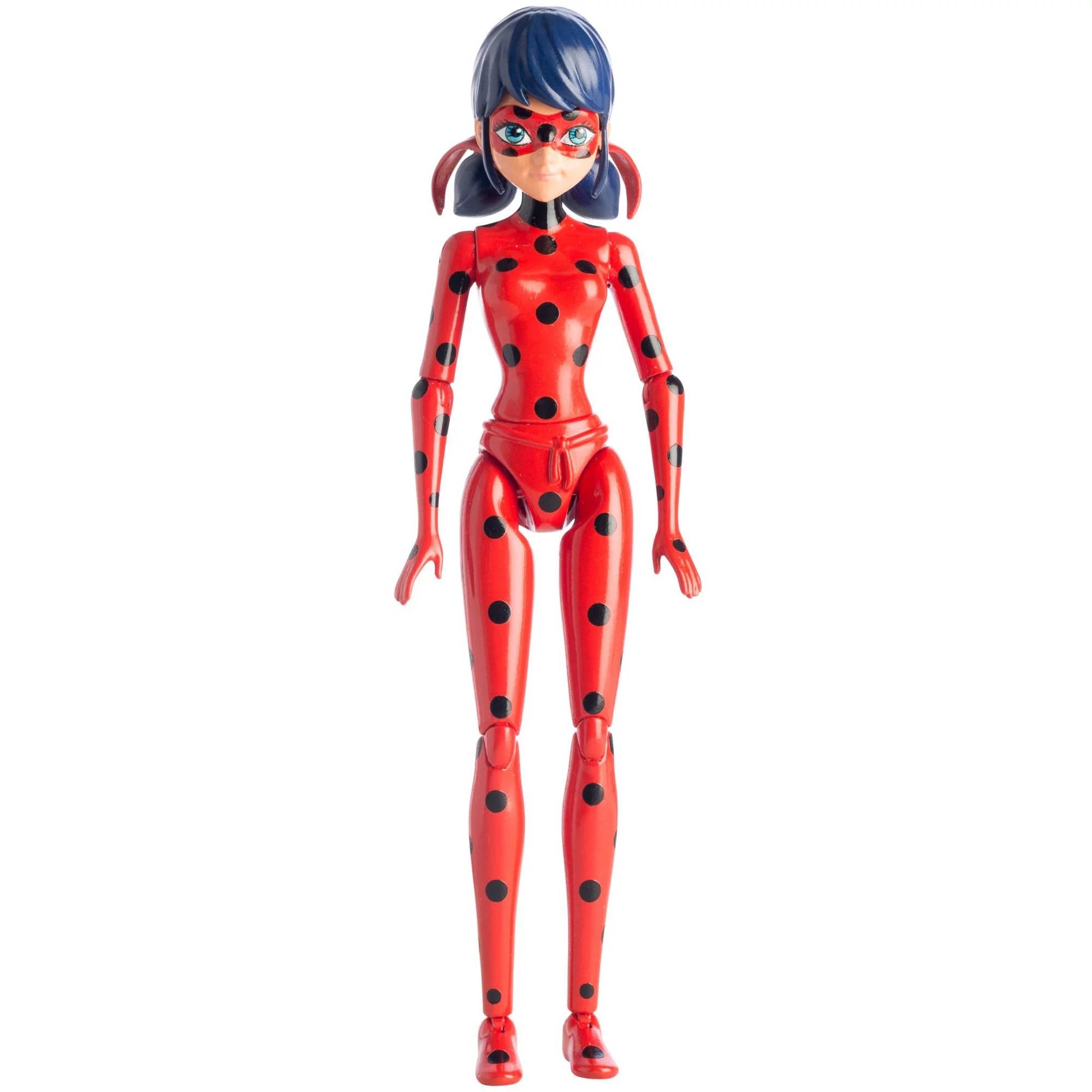 Miraculous 5 5 Figure Ladybug Walmart