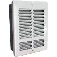 King W2415 240V 1500W Electric Wall Heater, White ...