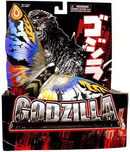 Godzilla Rainbow Mothra Vinyl Figure  Walmartcom