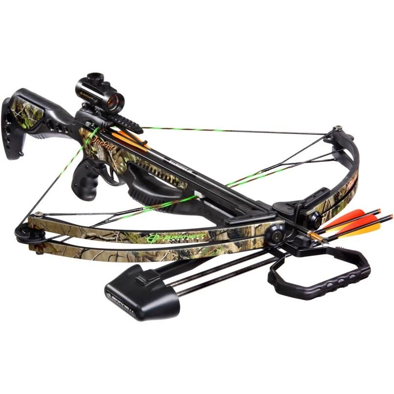 Barnett Jackal Hunting Crossbow Package