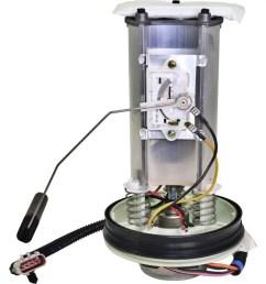 airtex e7128mn fuel pump for dodge dakota with fuel sending unit electric walmart com [ 1000 x 800 Pixel ]