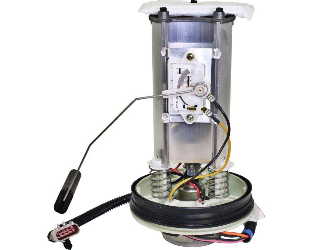 medium resolution of airtex e7128mn fuel pump for dodge dakota with fuel sending unit electric walmart com