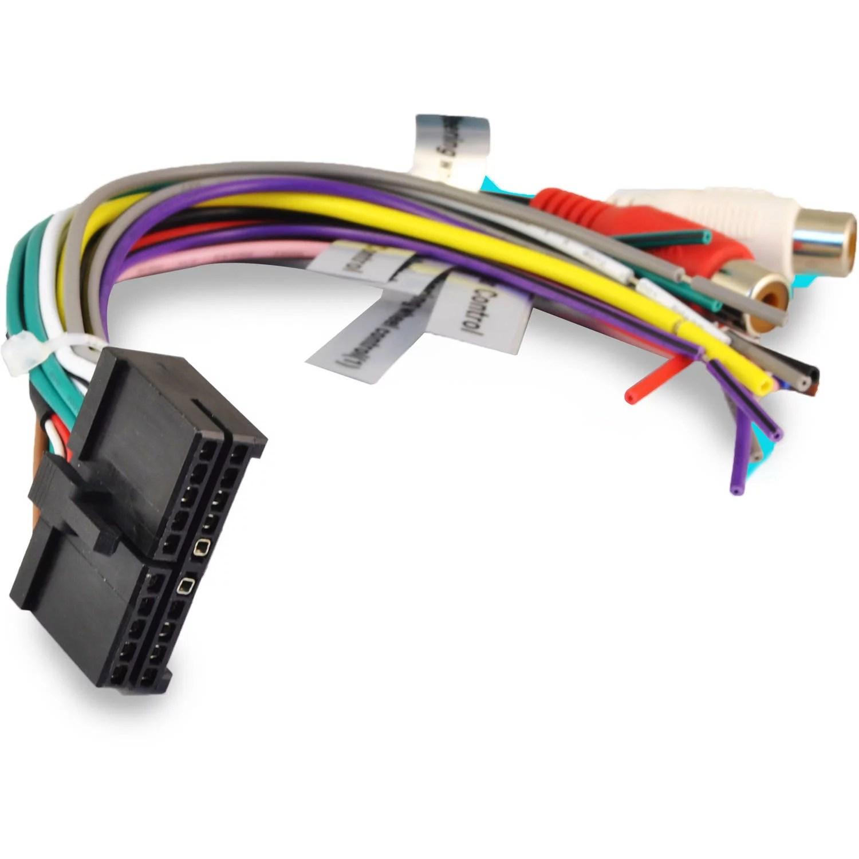medium resolution of dual xdma stereo wiring harness dual wire harness pinout 1995 jeep wrangler wiring diagram dual radio