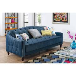 Rooms To Go Sofa Bed Sectional Canada Online Vintage Tufted Sleeper Green Blue Gray Pink Dark Red