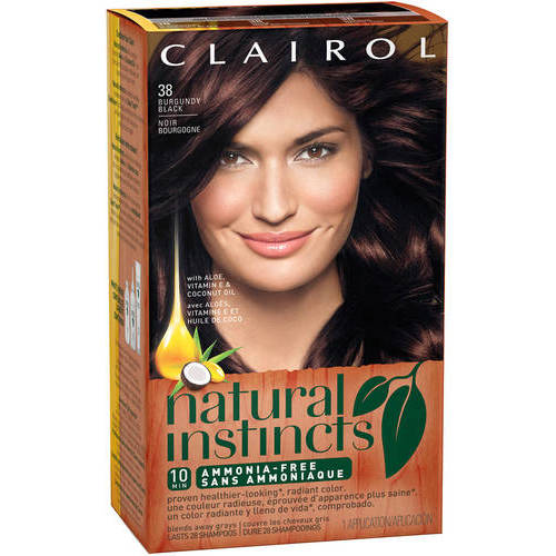 Clairol Natural Instincts Hair Color Walmartcom