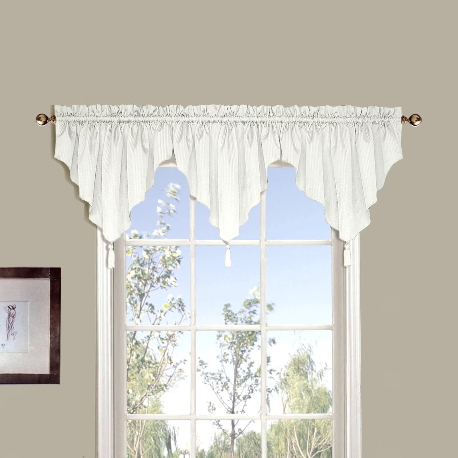 United Curtain Westwood Valance