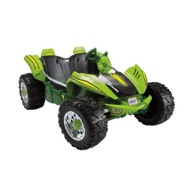Power Wheels Dune Racer Kids Toy Extreme 12-volt Battery-powered Ride- Toys 887961563689