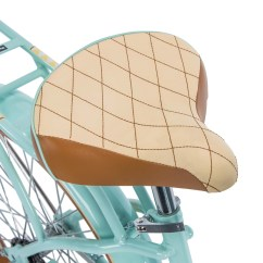 Bike Beach Chair Holder Large Circle Huffy Vintage Women S Girl Cruiser Bicycle Basket Cup Steel