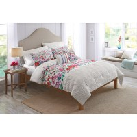 Better Homes and Gardens Watercolor Floral 5-Piece Bedding ...