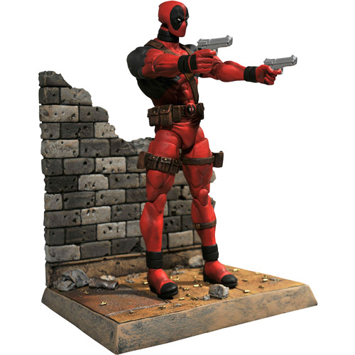 Marvel Select Deadpool Action Figure Walmart