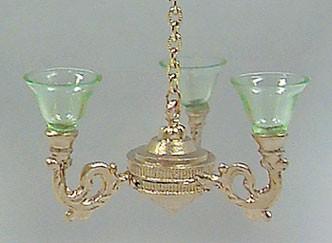 dollhouse chandelier non electric