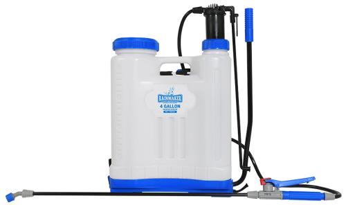 Rainmaker 4 Gallon (16 Liter) Backpack Sprayer - Walmart.com - Walmart.com