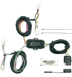 hopkins 43565 plug in simple vehicle wiring kit t connectors allow you to [ 1500 x 1460 Pixel ]