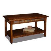 Leick Home Rustic Slate Coffee Table - Walmart.com
