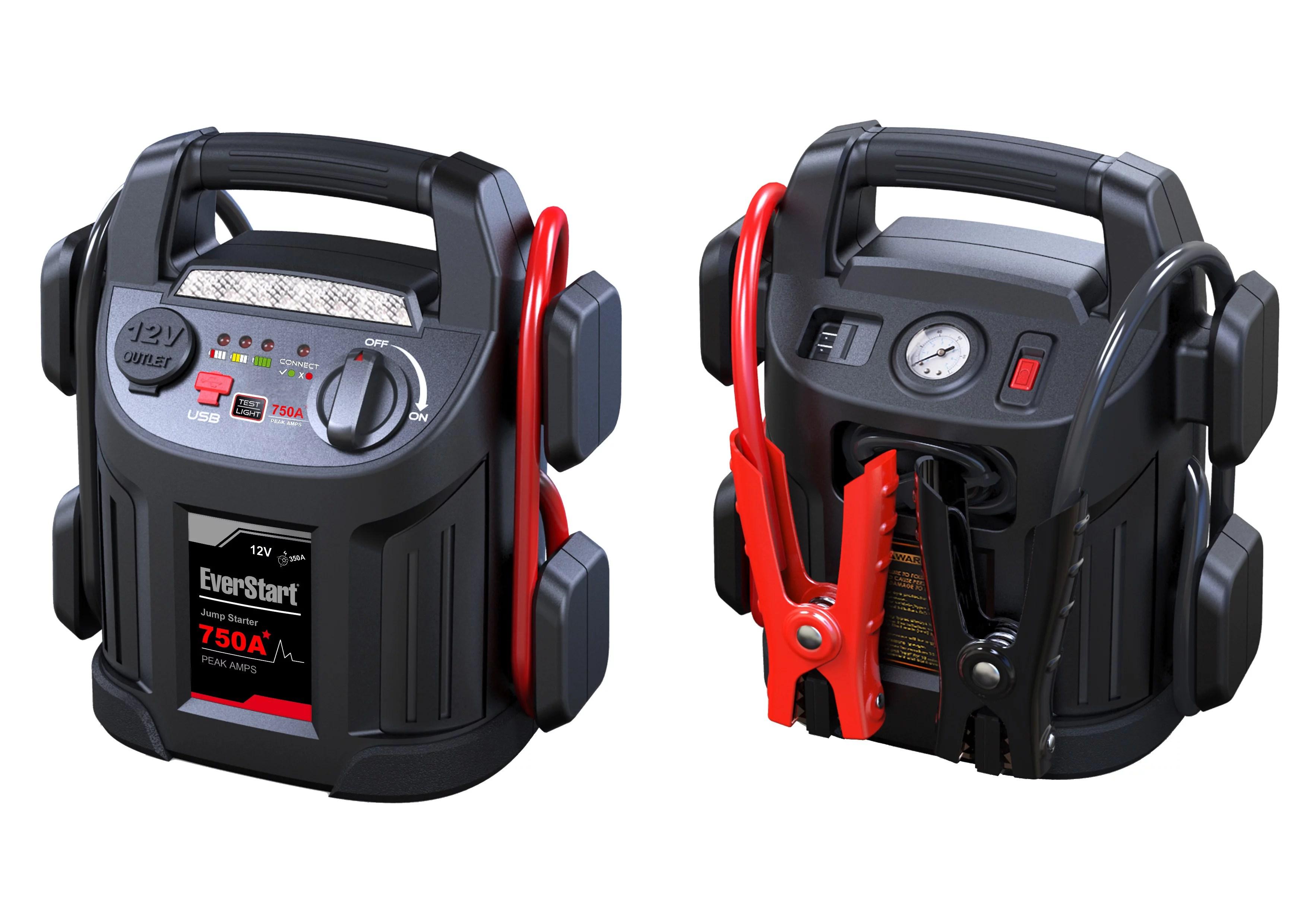 schumacher battery charger wiring diagram ao smith motors everstart 750 amp jump starter with air compressor walmart com