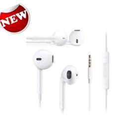 new original apple iphone 5 5s 6 6s earpods earphones headphones w remote mic walmart com [ 1200 x 1200 Pixel ]