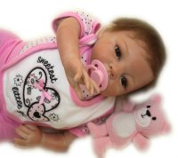 My Brittany's Baby Ellie Reborn Doll - Walmart.com