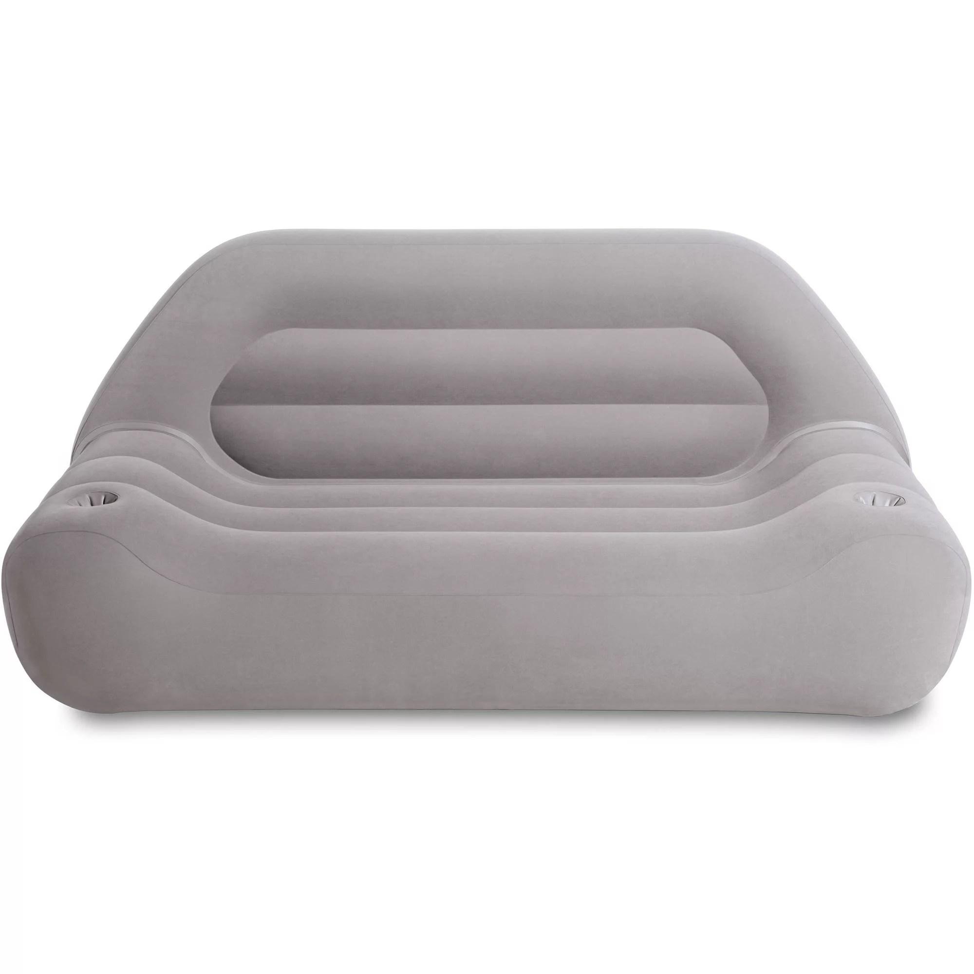 air sofa bed argos sofaland es camping inflatable intex corner - thesofa