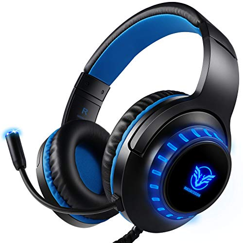 Stereo Gaming Headset For Ps4 Xbox One Nintendo Switch