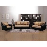 BestMasterFurniture 3 Piece Living Room Set - Walmart.com