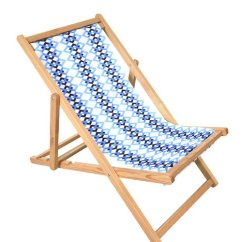 Wooden Frame Beach Chairs Custom Upholstered Dining Bungalow Rose Stacey Cabana Reclining Chair Walmart Com