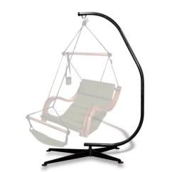 Hammock Chair C Stand Pink Velvet Armchair Uk Freeport Park Deanna Walmart Com