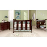 BSF Baby - Sleigh Crib, Changing Table and Clothing ...