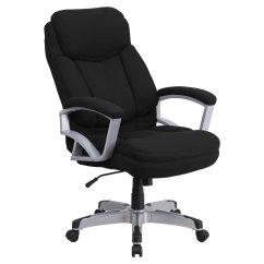 Office Chair Fabric Mat Bunnings Flash Furniture Hercules Series 500 Lb Capacity Big And Tall Black Executive Swivel Walmart Com
