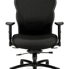 Office Chair With Adjustable Arms Wheelchair Golf Hon Wave Big And Tall Executive Mesh Black Vl705 Walmart Com