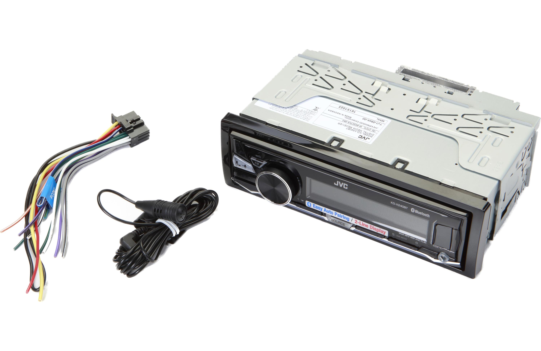 medium resolution of jvc kdsx24bt digital media receiver no cd u0027s w built in bluetoothjvc kdsx24bt