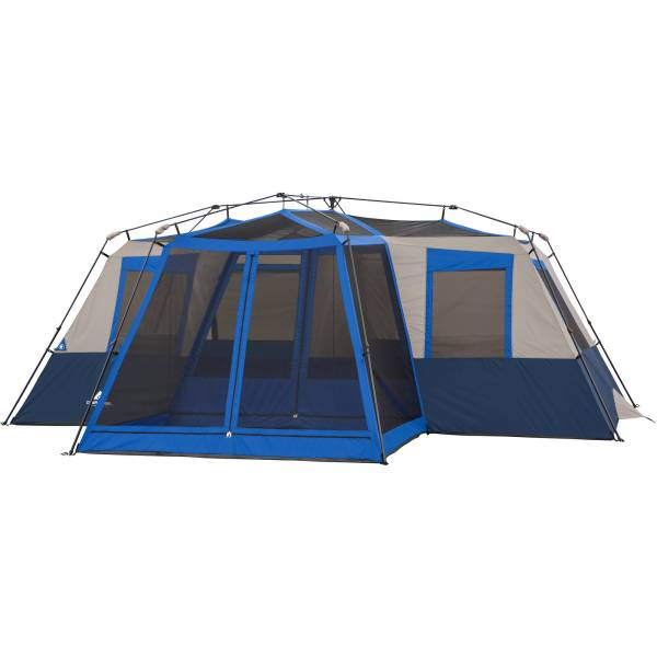 Ozark Trail 12 Person 2 Room Instant Cabin Tent With Screen