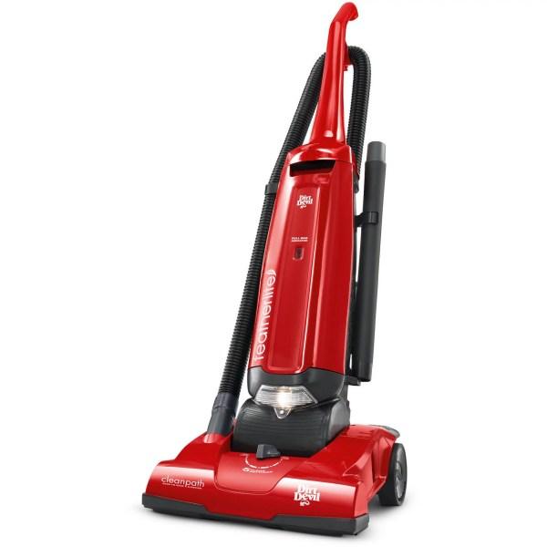 Dirt Devil Featherlite Bagged Upright Vacuum