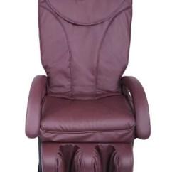 Massage Chair Bed Aeron Office New Full Body Shiatsu Burgundy Recliner Ec 69 Walmart Com