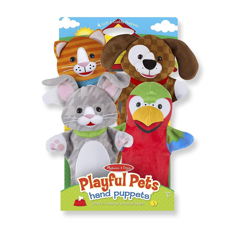 melissa doug playful pets
