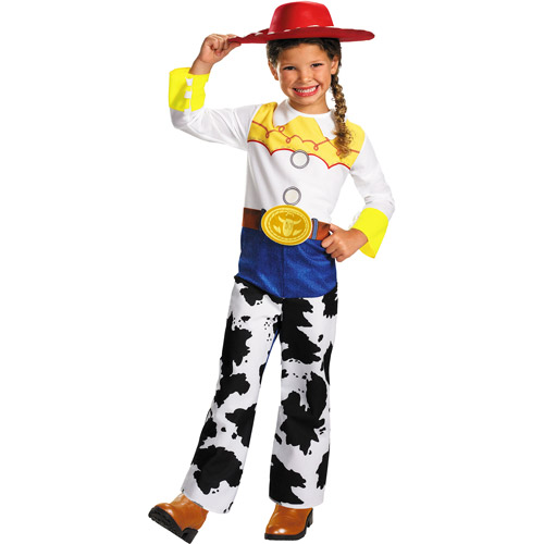 Toy Story Jessie Toddler Halloween Costume Walmart