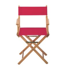 Director Chair Replacement Covers Ebay High Stool Gumtree Canvas Seat And Back For Directors Only Black Not Included By Home Decorators Collection Walmart Com
