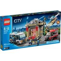 LEGO City Police Museum Break-in Play Set - Walmart.com
