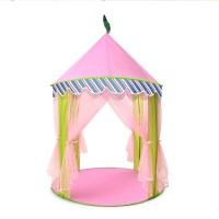 ODOLAND Princess Castle Children Play Tent for Kids Indoor