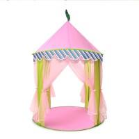 ODOLAND Princess Castle Children Play Tent for Kids Indoor ...