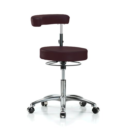 office chair adjustment levers dinning room chairs perch stools height adjustable dental stool with procedure arm walmart com